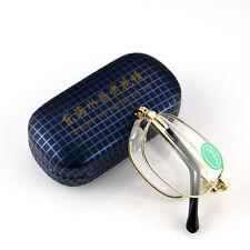 Lesebrille Lesehilfe Faltbar Klappbar Brille Brillenetui mit Box +1.5 - +3.5Hot*