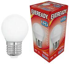 Eveready 6w (=40w) LED Golf Ball Lamp – Edison Screw (ES) Daylight White / 6500k