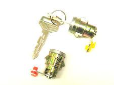 TOYOTA COROLLA EE90,AE92,CE90 1988-1992 Front Door lock cylinders with 2 keys