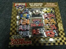 Racing Champions NASCAR 50th Anniversary Collector's Set #2 1:64 diecast cars