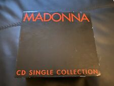 """Madonna CD Single Collection Japanese 40 3"""" CD Single Collection"""