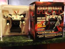 2002 Transformers Prowl Cold Cast Porcelain Bust