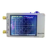 NanoVNA Vector Network Analyzer 50KHz-900MHz HF VHF UHF Antenna Analyzer TFT,DHL