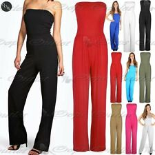 Unbranded Viscose Plus Size Jumpsuits & Playsuits for Women
