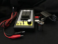 TRIPLE - POWERED RUNIN  BOX, TESTBED FOR AURORA TJETS AFX TYCO TOMY SLOT CARS