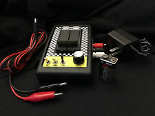 HO 1/64 SLOT CAR RUNIN BOX DYNO TESTBED FOR AURORA TJETS AFX TYCO ETC.