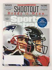 Sports Illustrated Magazine 1/30/2017 Super Bowl LI Preview Tom Brady Matt Ryan