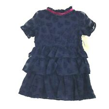 OshKosh Genuine Kids Toddler Girls Size 4T Dress Blue...