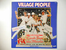33T. LP OUVRANT ▒ VILLAGE PEOPLE : B.O.F. - CAN'T STOP THE MUSIC