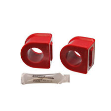Energy Suspension Sway Bar Bushing Kit 3.5163R; 30.00mm Front Red for Camaro