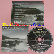 CD WILLIAM JACKSON MACKENZIE Notes from a hebridean island 2001 lp mc dvd vhs