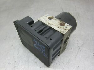 Volkswagen golf Mk5 ABS Pump Unit 1K0907379K 1K0614517K