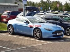 PHOTO  2007 ASTON MARTIN VANTAGE COUPE WITH 43 LITRE V8 ENGINE AT HORFIELD BRIST