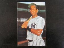 1985 Tcma New York Yankees Bobby Meacham Postcard