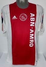 ADIDAS AJAX AMSTERDAM UEFA CUP 2007 SNEIJDER L ORIGINAL SOCCER JERSEY SHIRT