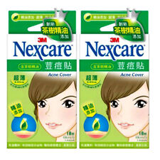 [3M NEXCARE] Acne Dressing Pimple Patch Stickers TEA TREE OIL 36 Patches NEW