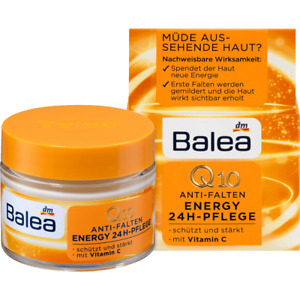 Balea Day Care Q10 Anti-Wrinkle ENERGY Skin Vtm C 50 ml