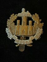 The Essex Regiment Bi Metal Cap Badge 100% Genuine Military British Army O5/11