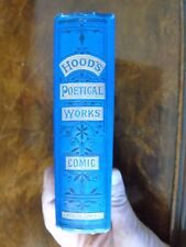 The comic poems of Thomas Hood 1876