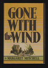 GONE WITH THE WIND (1936) MARGARET MITCHELL, 1ST EDITION, June Printing in DJ