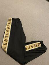 Gucci Men's Technical Jersey Track Pants Bottoms Reflective GG Logo