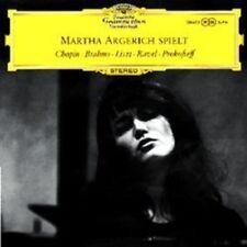 Argerich Debut Recital 180gm Vinyl LP
