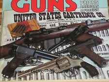 1984 Collector's Guns Price Guide - 1st Edition Vintage Book - Thomas Hudgeons