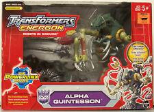 2004 Hasbro Transformers Energon Robots In Disguise Powerlinx Alpha Quintesson