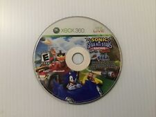 Xbox 360 : Sonic & Sega All-Stars Racing With Banjo-Kazooie : Disc Only