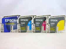 Genuine Epson T0321 T0422 T0423 T0424 Inkjet for Stylus CX5200 CX5300 CX5400 C82
