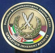 Bundeswehr Coin Counter DAESH  Luftwaffe selten rar