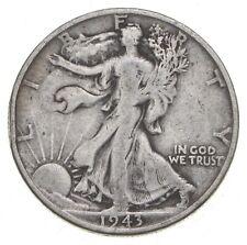 1943-S Walking Liberty 90% Silver US Half Dollar *116