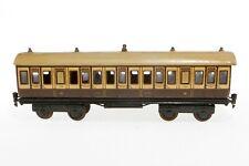 AC1091:Early Märklin Gauge 1  LNWR 1st& 3rd Passenger Coach No.1153