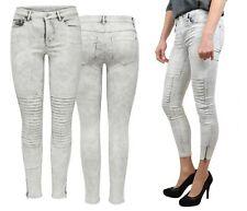 ONLY Damen Jeans Leggings onlROYAL REG SK ANKLE RACE PIM 403 biker denim skinny