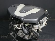 50km MB Mercedes Benz X166 GLS 350 CDI 642.826 258PS Motor Triebwerk Turbolader