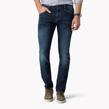 Tommy Hilfiger Cotton Skinny, Slim 32L Jeans for Men