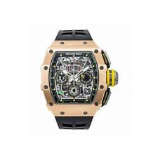 Richard Mille Rose Gold Flyback Chronograph RM11-03