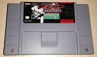 Ken Griffey Jr. Major League Baseball MLB Super Nintendo SNES Original cartridge