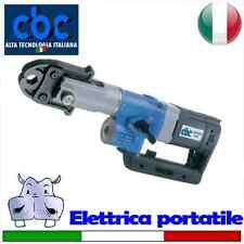 Pressatrice elettrica portatile con pinze di tipo U Ø 16-18-25 – U (9660320)