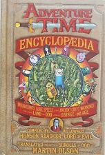 The Adventure Time Encyclopedia,  By Martin Scott,   VG~H/C     FAST~N~FREE~POST