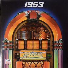 Time Life Your Hit Parade 1953 by Various Artists (CD 1989 BMG) 24 Songs VG++