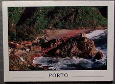 PORTO CORSE VUE AERIENNE TIMBRE CENTENAIRE JEUX OLYMPIQUES      postcard