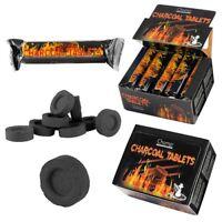 100 Stück Shisha Wasserpfeife Selbstzünder Smoking Kohle schnellzündend