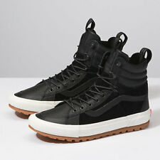 new VANS SK8 HI BOOT MTE DX black/marshmallow HIKING SHOES mens 8/wmns 9.5