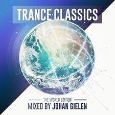 CD de musique album trance édition