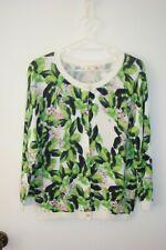 ALANNAH HILL $189 'Forbidden Garden' cardi Super soft knit Top size 10 12 New