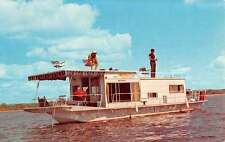Wabasha Minnesota Hiawatha Valley Cruises Vintage Postcard K64031