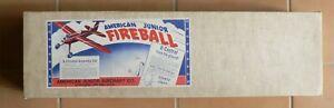 American Junior Fireball Control Line  model Kit NIB