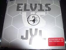 Elvis Presley Vs JXL A Little More Conversation Australian CD Single – Like New