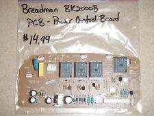 Breadman Bread Maker PCB Power Control Board for Model BK2000B (Used) BK2000BQ